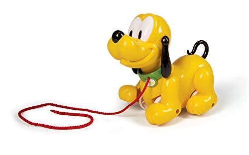 Baby Clementoni- Baby Pluto Mickey Mouse Juguete para Niños, Multicolor (149810)
