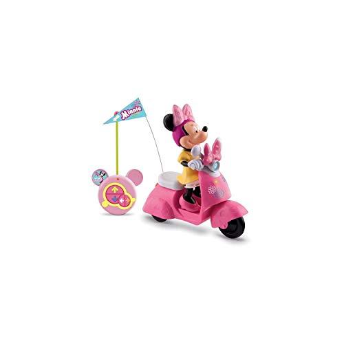 IMC Toys - Moto RC Scooter Minnie Pilas (Minnie Extraible) 43-180673