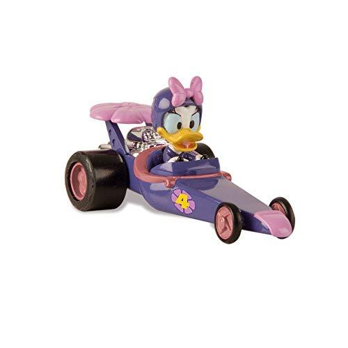 Mickey Mouse- Mini Vehículos: Daisy's Snapdragon, Multicolor (IMC Toys 182868)