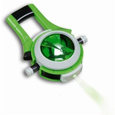 IMC Toys - 700420 -IMC Toys - 700420 Ben 10 Omnitrix Luz-Up llavero