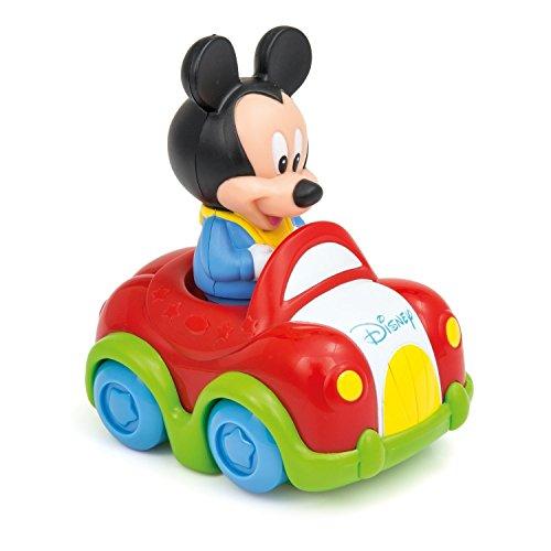 Clementoni 14391.7 Disney - Coche Musical con diseño Mickey