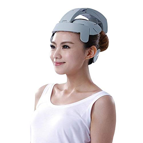 casco de masaje de cabeza y USB eléctrica
