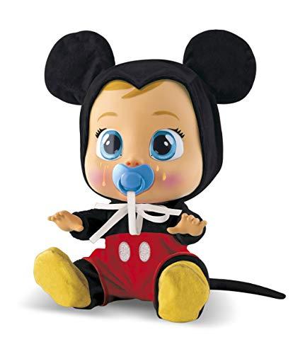IMC Toys - Bebés Llorones, Mickey Mouse (97858)