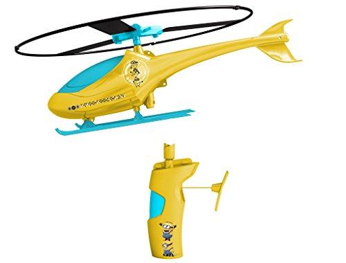 Minions Helicóptero Rescate con Lanzador (Propio 375185) (IMC Toys