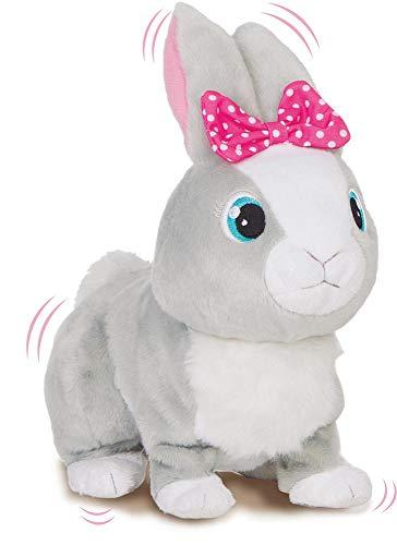 IMC Toys Club Petz - Betsy, conejita interactiva que responde a tu voz (95861)
