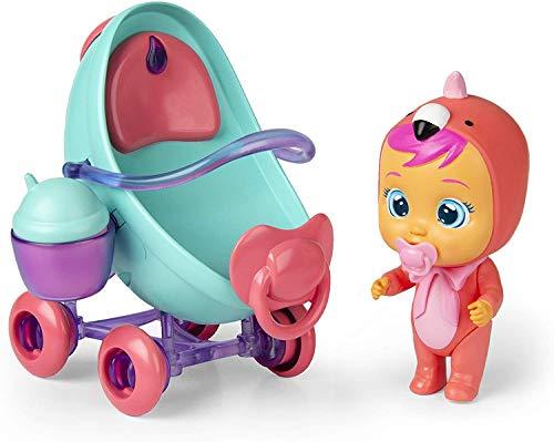 Imc Toys - Bebés Llorones Lágrimas Mágicas, Coche de Fancy (97957)