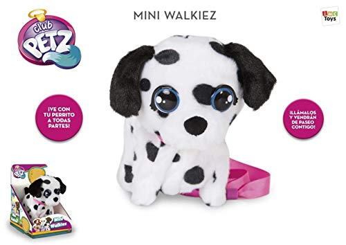 IMC Toys - Club Petz, Mini WALKIEZ Dalmatian (99838) , color/modelo surtido