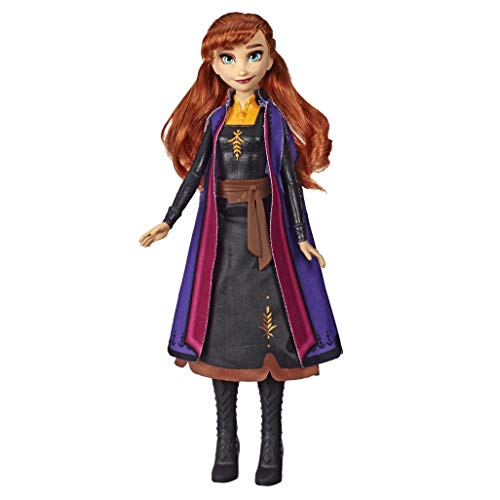 Frozen 2 Anna Aventura Mágica (Hasbro E7001ES0)