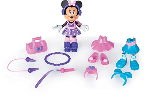 Minnie Mouse- Fashion Dolls 2: Deportista, Multicolor (IMC Toys 182929)