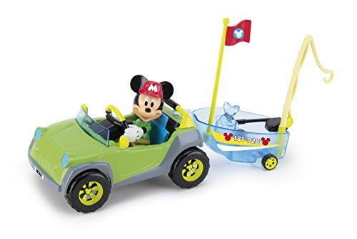 IMC Toys - Vehiculo de Aventura Mickey (181885)