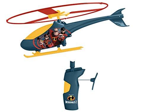 Increibles- Helicóptero Rescate (IMC Toys 500082)