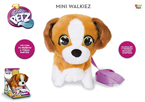IMC Toys - Club Petz, Mini WALKIEZ Beagle (99852)