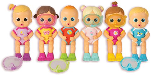 IMC95649 –Bloopies Bebé, modelos / colores surtidos, 1 pieza