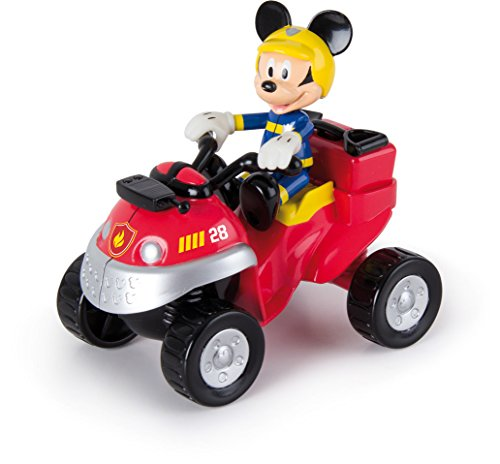 IMC Toys- Disney Quad de Emergencia Mickey, Multicolor (181915)