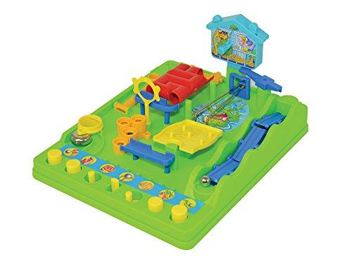 Bizak-Spielzeug Tomy T7070, Juego de Habilidad Screwball Scramble, color surtido, 5