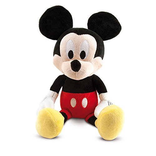 IMC Toys Disney - Peluche Happy Sounds Mickey, 12 x 20,5 x 34,5 cm (181106MM)