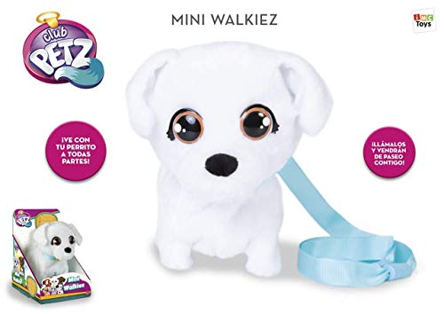 IMC Toys - Mini WALKIEZ Bichon (99876) , color/modelo surtido