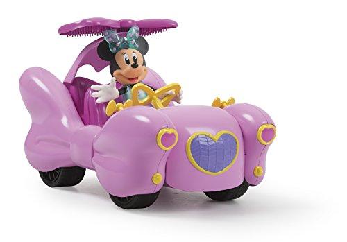 IMC Toys Minnie Mouse 184190 - Mando a Distancia para Coche, Color Rosa