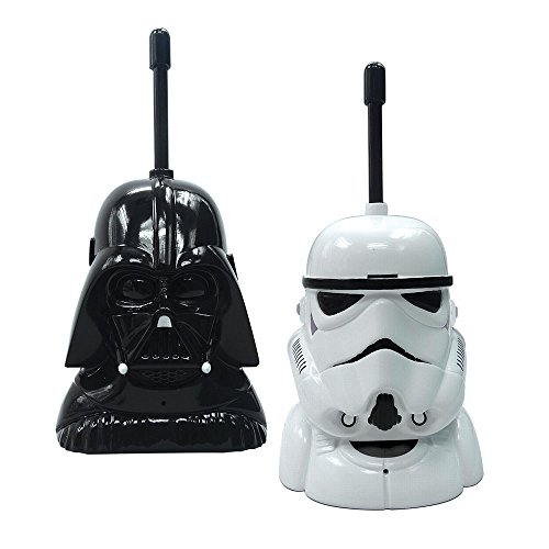 Walkie Talkie Star Wars, Otros A partir de 4