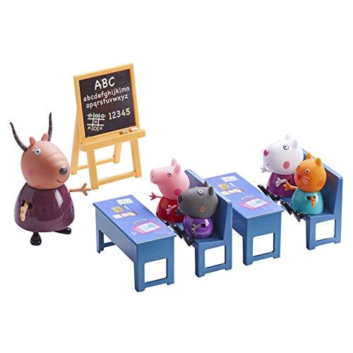 Peppa Pig 05033 - Set escuela