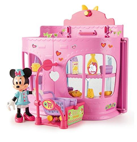 Por IMC 182707 Minnie Express Supermarket – Rosa , color, modelo surtido