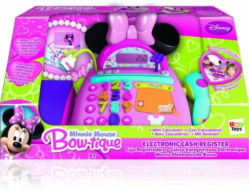 IMC Toys - Caja Registradora Minnie con Micro Y Escaner 43-180154