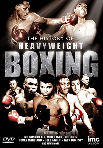 The History of Heavy Weight Boxing Featuring Muhammad Ali, Mike Tyson, Joe Louis, Rocky Marciano, Joe Frazier, Jack Dempsey, Michael Spinks, Larry Holmes and George Foreman [Reino Unido] [DVD]