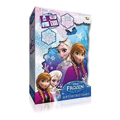 SOFT SECRET DIARIO FROZEN -CR14-CR15-