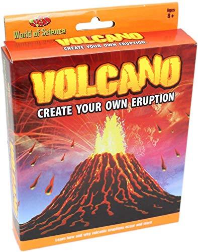 Haga Su Propio Kit De Volcán Por Science Matters