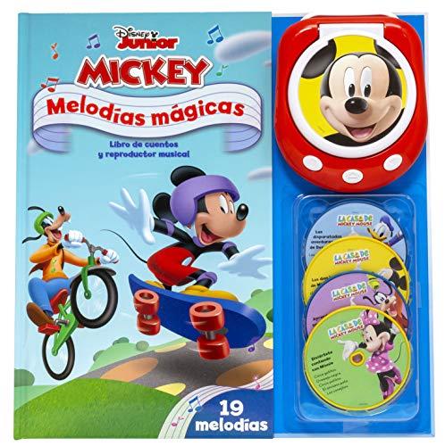 La casa de Mickey Mouse. Melodías mágicas (Disney. Mickey)