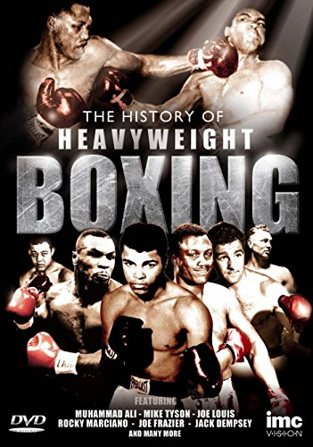 The Definitive Boxing Legends 4 DVD Box Set - Fabulous Four Hagler, Hearns, Leonard & Duran - Tyson - Muhammad Ali and The History of Heavyweight ... Spinks, Larry Holmes and George Foreman) [Reino Unido]