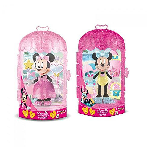 IMC Toys 182011mi3p–Minnie Fashion Doll, color varios colores , color/modelo surtido