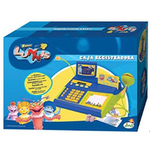 IMC Toys Los Lunnis Caja Registradora