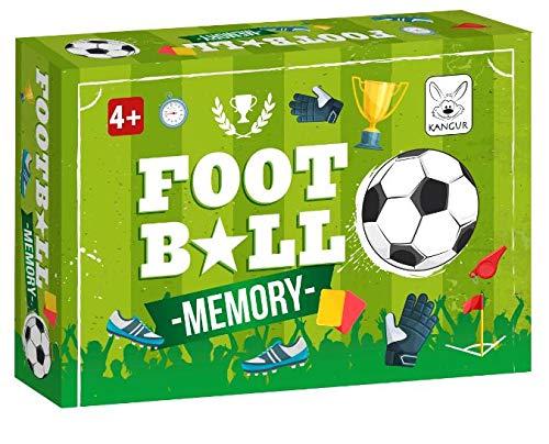 Kangur Juego de Fútbol a Juego para Niños Entrenamiento de Memoria Juego Educativo Familiar Football Deporte Juego Divertido Entrenamiento de Enfoque Cerebral