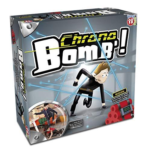 Juego para Niños mayores de 5 años Chrono Bomb de Play Fun - IMC Toys