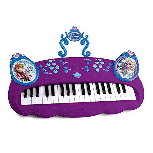 Disney IMC Toys 16057 - Teclado Electrónico Frozen