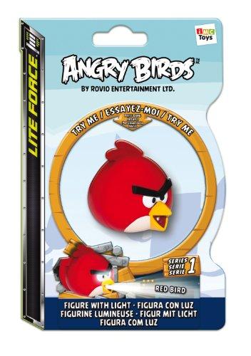 IMC TOYS 542050 - Angry Birds Figura Con Luz, surtido (1 unidad)