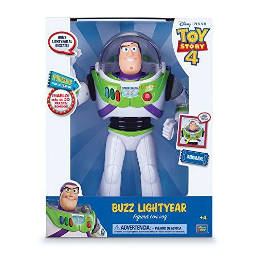 Bizak- Buzz Lightyear con voz (61234070-1)