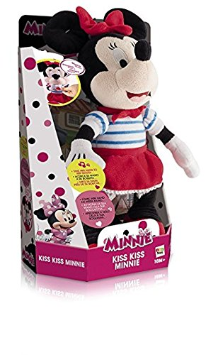 IMC Toys Minnie Mouse - Minnie Kiss Kiss