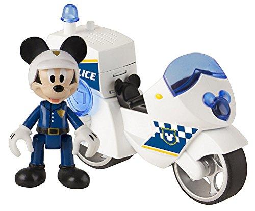 Mickey Mouse - Moto de policía (Propio 182349)
