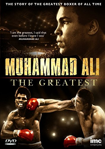 Muhammad Ali - The Greatest [DVD] [Reino Unido]