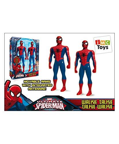 Walkie Talkie Imc Toys Figure Spiderman 550131