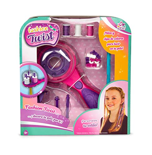 IMC Toys -Fashion Twist Juego Electronico, Multicolor (Imc Toys 1) , color/modelo surtido