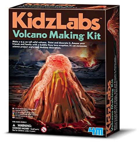4M - Volcano Making Kit, Juguete Educativo (004M3230)