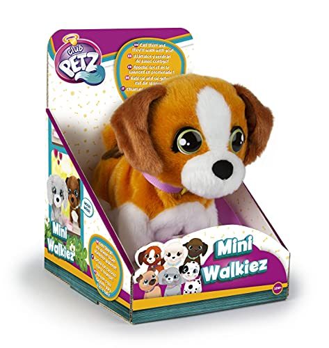 IMC Toys - Club Petz, Mini WALKIEZ Beagle (99852)