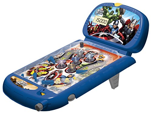 Vengadores- Super Pinball (IMC Toys 390140)