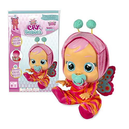 Bebés Llorones Pijama Mariposa - Accesorio muñeca