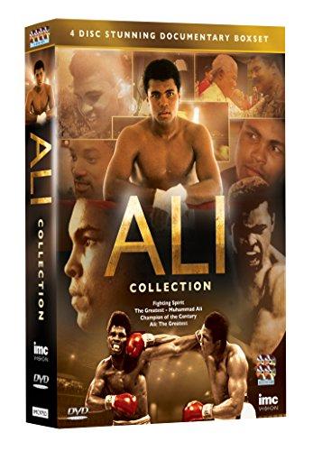 Muhammad Ali Ultimate 4 DVD Collection [Reino Unido]