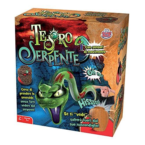 Grandi Giochi GG00136, El Tesoro de la Serpiente