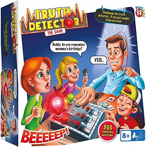 IMC Toys - Detector de la verdad Play Fun, -[Idioma inglés]
